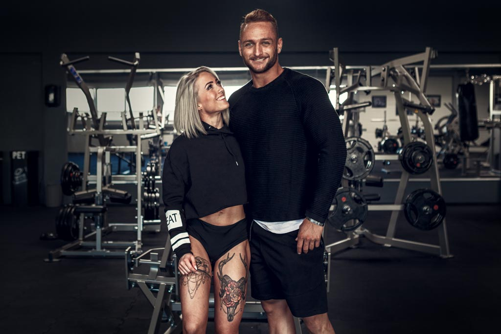 Lea & Chris (@lea.senn & @chris_brah) by HENKO Fitness Fotografie