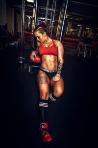 Samira (@samiraganja13) by HENKO Fitness Fotografie