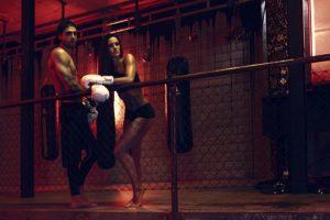Nicole & Livio (@nicole_von_schwiler) by HENKO Fitness Fotografie
