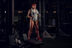 Ilenia (@lenisfitnesslife) by HENKO Fitness Fotografie