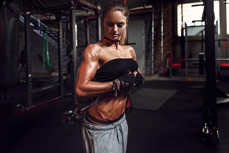 Tipps für Fitness Fotoshooting